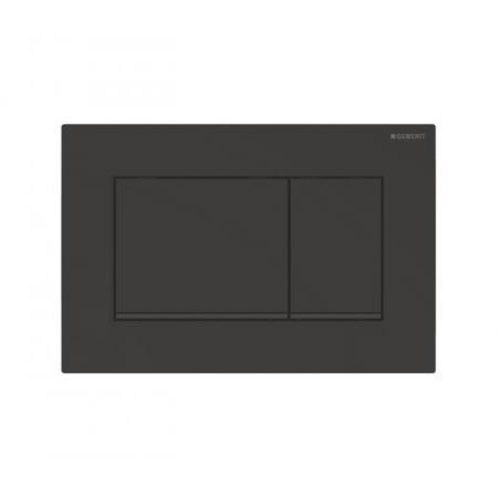Geberit Sigma30 Przycisk spłukujący WC czarny mat 115.883.16.1