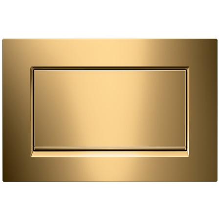 Geberit Sigma30 Przycisk spłukujący do WC, złoty 115.893.45.1