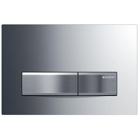 Geberit Sigma50 Przycisk spłukujący do WC, chrom błyszczący 115.788.21.5