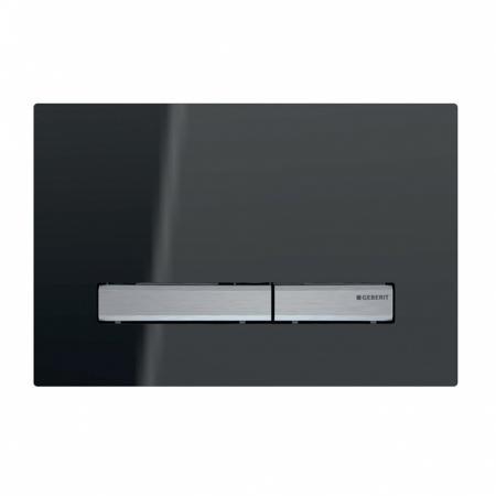 Geberit Sigma50 Przycisk spłukujący WC lava/chrom 115.788.JK.2