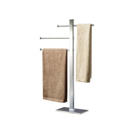 Gedy Bridge Stojak na ręczniki 40,6 cm (max 76,3 cm), chrom 7631