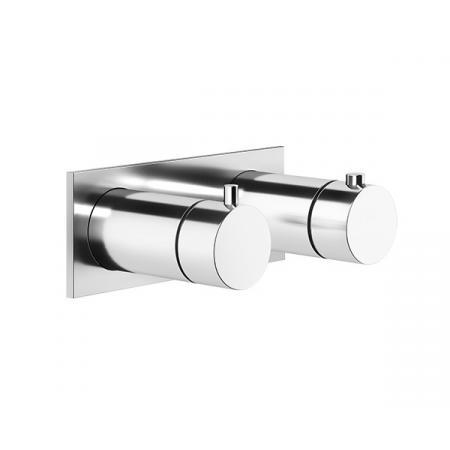 Gessi Anello Bateria wannowo-prysznicowa podtynkowa termostatyczna chrom 63336.031