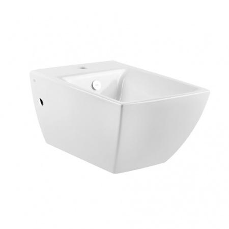 Gessi Bidet wiszący 36,2x54,5 cm z korkiem, biały white Europe Ceramic 37515.518