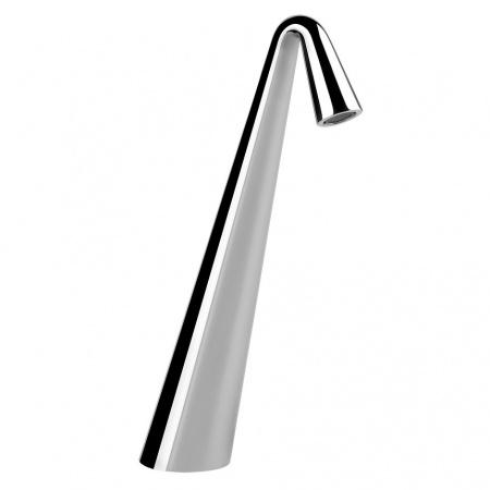 Gessi Cono Wylewka umywalkowa podwyższana stojąca 15,4 cm, chrom 45093.031