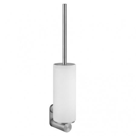 Gessi Gessi316 Szczotka do WC ścienna, stalowa szczotkowana steel brushed 54719.239