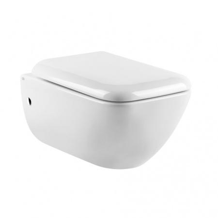 Gessi Goccia Miska WC wisząca 54x35,5 cm, biała white Europe Ceramic 39113.518