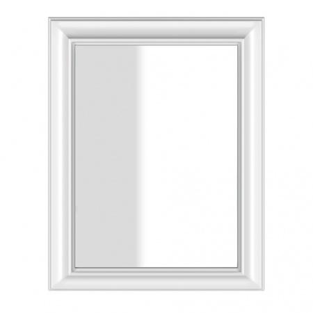 Gessi Lustro łazienkowe 70x90 cm, biały Structural 46595.520