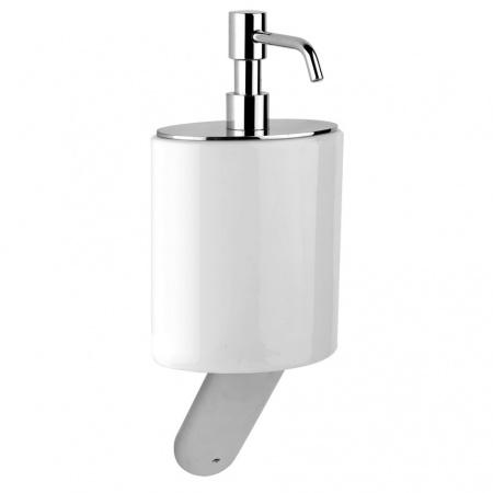 Gessi Ovale Dozownik do mydła ścienny, chrom 25614.031
