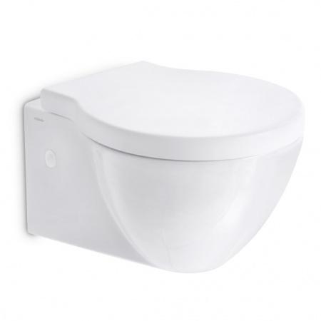 Globo Bowl Muszla klozetowa miska WC podwieszana 50x37 cm, biała SBS04.BI