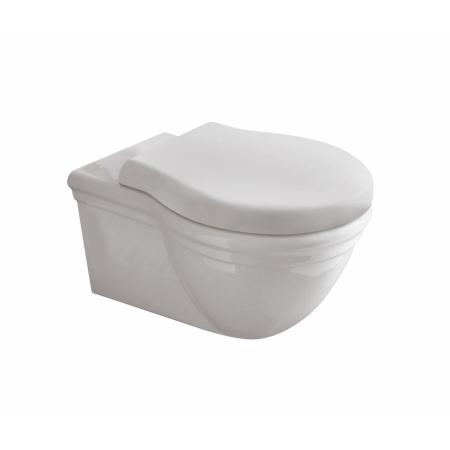 Globo Paestum Toaleta WC podwieszana 57x38 cm, biała PAS03.BI