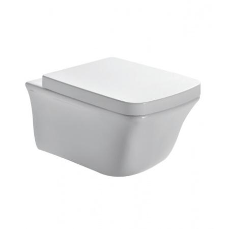 Globo Relais Toaleta WC podwieszana 56x36 cm, biała RES02.BI