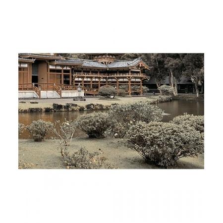 Golden Tile Bamboo 4 Dekor ścienny 25x40 cm, brązowy N71341