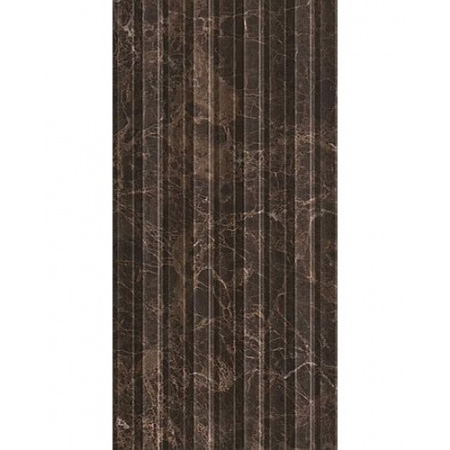 Golden Tile Lorenzo Modern Dekor ścienny 30x60 cm, brązowy N47161