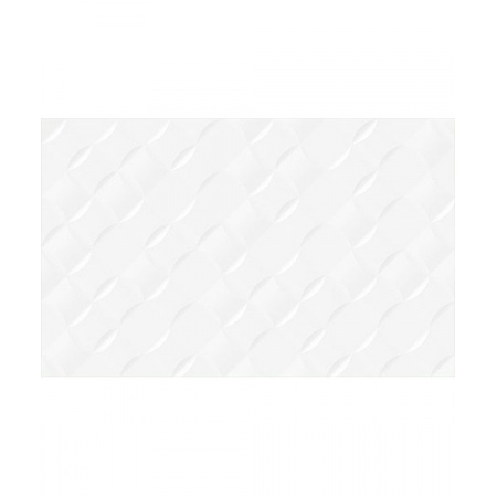 Golden Tile Relax Płytka ścienna 25x40 cm, biała 490051