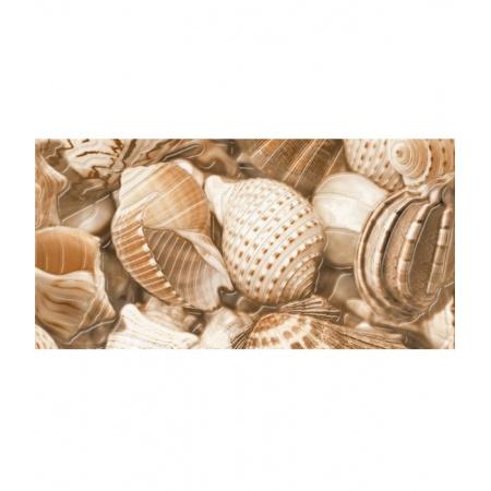 Golden Tile Sea Breeze Shells 2 Dekor ścienny 30x60 cm, beżowy E11421