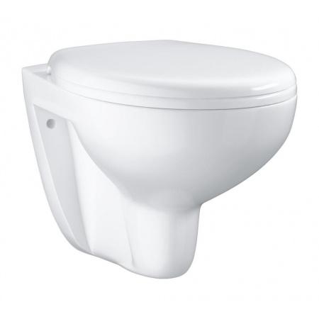 Grohe Bau Ceramic Toaleta WC podwieszana 53,1x36,8 cm bez kołnierza, biała 39427000
