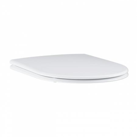 Grohe Essence Deska sedesowa zwykła Duroplast, biel alpejska 39576000