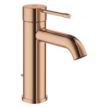 Grohe Essence Bateria umywalkowa z korkiem warm sunset 23589DA1
