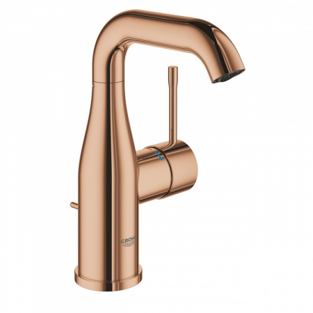 Grohe Essence Bateria umywalkowa z korkiem warm sunset 23462DA1