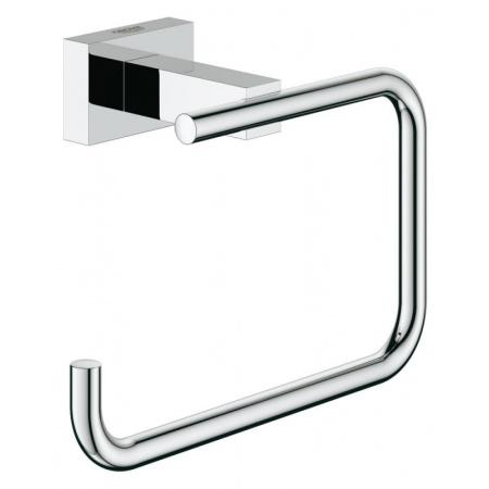 Grohe Essentials Cube Uchwyt na papier toaletowy 13,8x6x9,8 cm, chrom 40507001