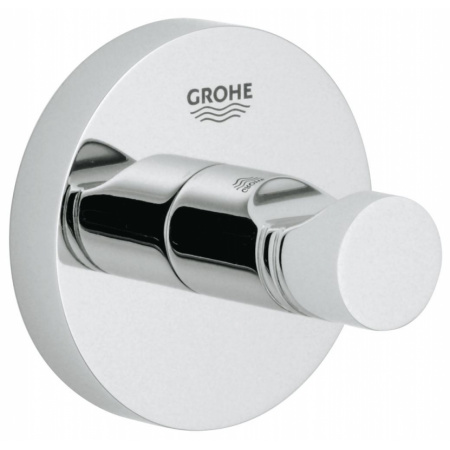 Grohe Essentials Haczyk pojedynczy 5,4x4,5x5,4 cm, chrom 40364001