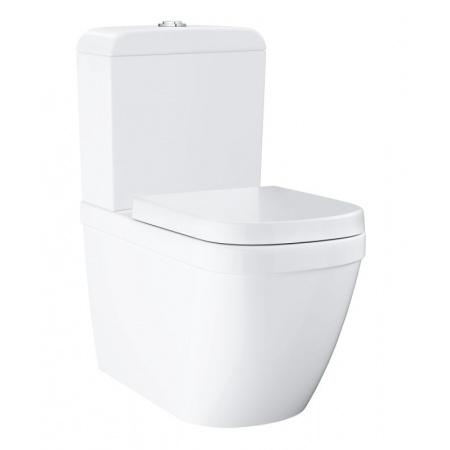 Grohe Euro Ceramic Toaleta WC kompaktowa 67x37,4 cm PureGuard, biała 3933800H