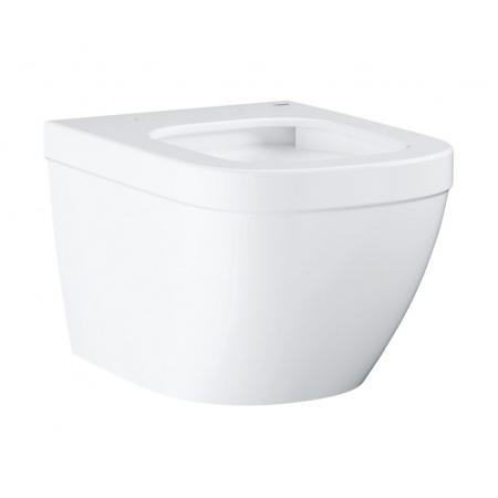 Grohe Euro Ceramic Toaleta WC krótka 49x37,4 cm bez kołnierza biała 39206000
