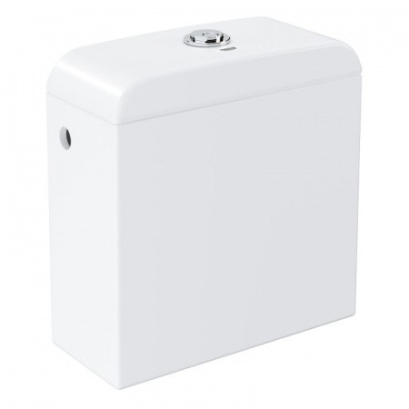Grohe Euro Ceramic Zbiornik WC kompaktowy podłączenie z boku, biały 39333000