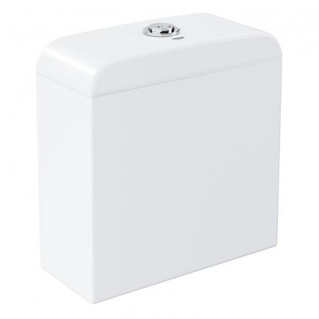 Grohe Euro Ceramic Zbiornik WC kompaktowy podłączenie z dołu, biały 39332000