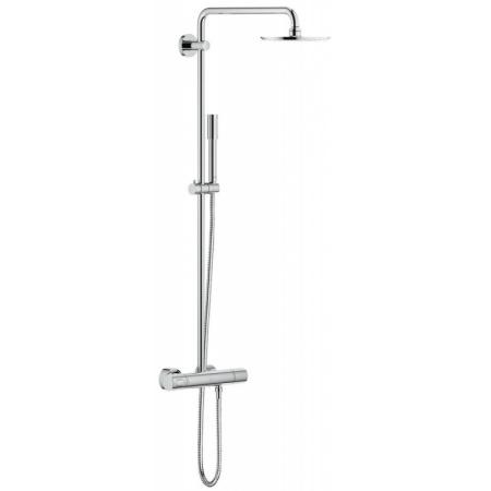 Grohe Rainshower System 210 Zestaw prysznicowy z termostatem, chrom 27032001