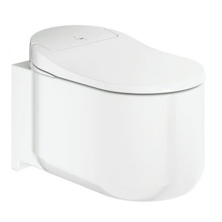 Grohe Sensia Arena Toaleta myjąca WC podwieszana 60x37,5 cm bez kołnierza z powłoką Hygiene Clean, biała 39354SH1