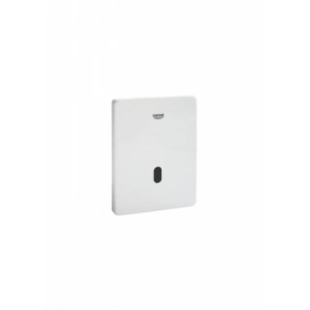Grohe Tectron Skate Przycisk spłukujący do pisuaru elektroniczny, biały 37321SH1