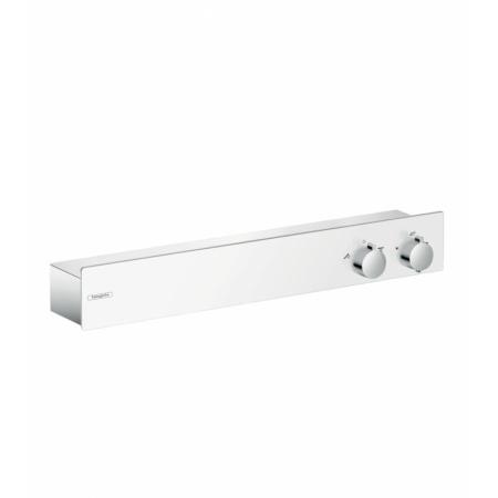 Hansgrohe ShowerTablet 600 Universal Bateria prysznicowa z termostatem natynkowa, chrom/biała 13108400