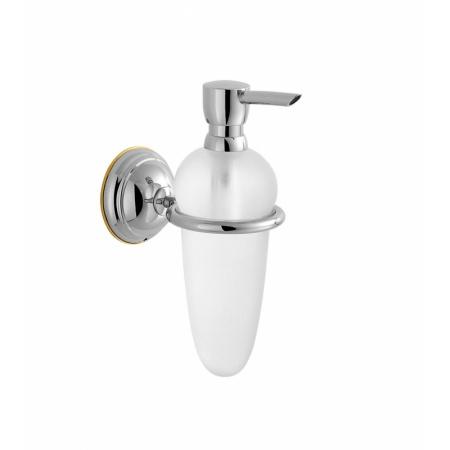 Axor Carlton Pojemnik na mydło w płynie, chrom/złoty optyczny 41419090
