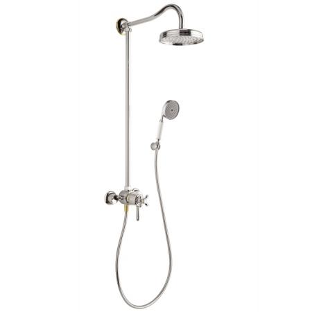 Axor Carlton Showerpipe Zestaw prysznicowy, chrom 17670000