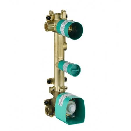 Hansgrohe Axor Citterio E Zestaw podstawowy do modułu z termostatem do 2 odbiorników, 36701180