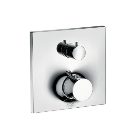 Axor Massaud Jednouchwytowa bateria prysznicowa termostatyczna podtynkowa z zaworem odcinająco-przełączającym, chrom 18750000