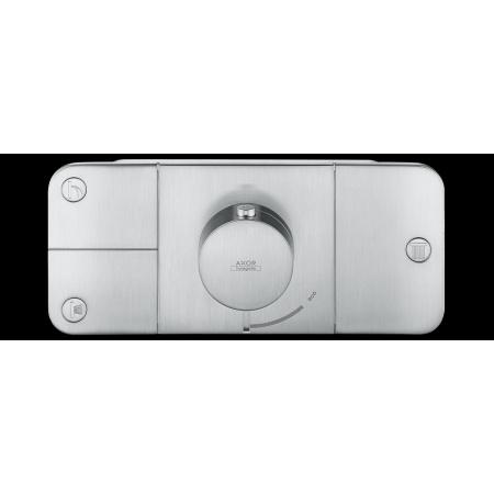 Hansgrohe Axor One Bateria wannowo-prysznicowa podtynkowa termostatyczna chrom szczotkowany 45713260