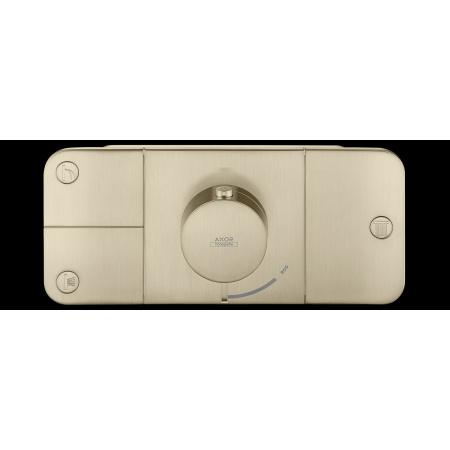 Hansgrohe Axor One Bateria wannowo-prysznicowa podtynkowa termostatyczna nikiel szczotkowany 45713820