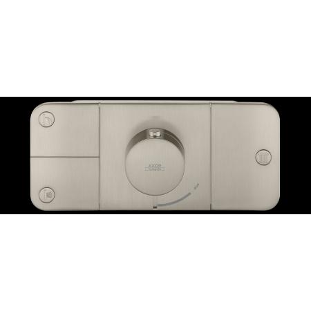 Hansgrohe Axor One Bateria wannowo-prysznicowa podtynkowa termostatyczna stal nierdzewna 45713800