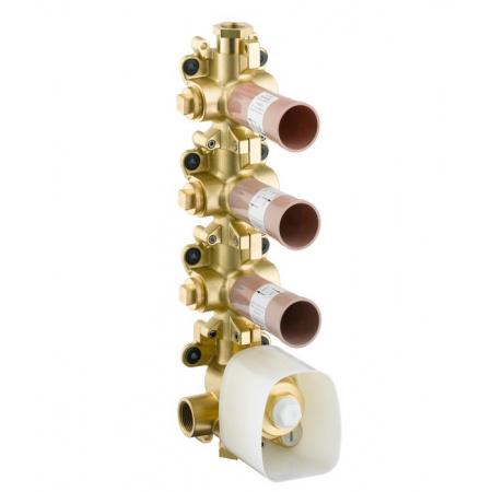 Hansgrohe Axor ShowerCollection Zestaw podtynkowy do modułu z termostatem DN20, 10750180