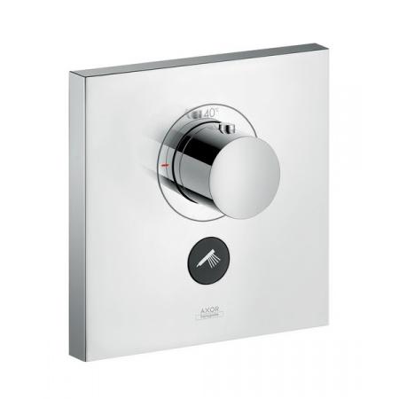 Axor ShowerSelect Square Bateria prysznicowa podtynkowa termostatyczna chrom 36716000