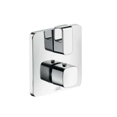 Axor Urquiola Jednouchwytowa bateria prysznicowa termostatyczna podtynkowa z zaworem odcinająco-przełączającym, chrom 11733000