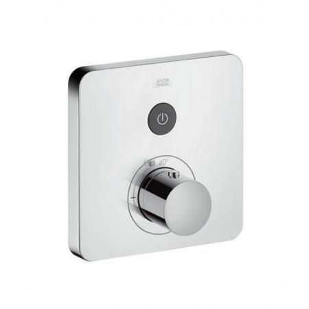 Axor ShowerSelect Soft Cube Bateria prysznicowa podtynkowa termostatyczna chrom 36705000