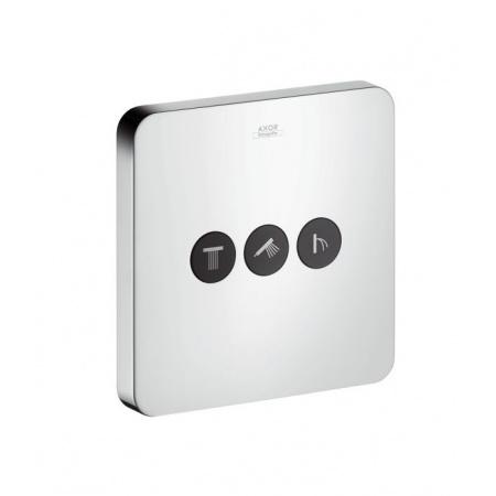 Axor ShowerSelect Soft Cube Zawór odcinający podtynkowy do 3 odbiorników chrom 36773000