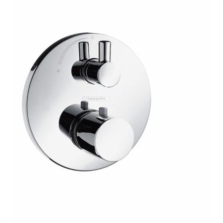 Hansgrohe Ecostat S Bateria wannowo-prysznicowa podtynkowa z termostatem chrom 15701000