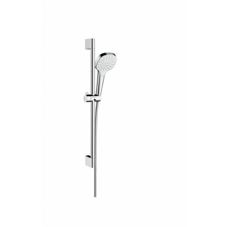 Hansgrohe Croma Select E Zestaw prysznicowy 65 cm chrom/biały 26584400
