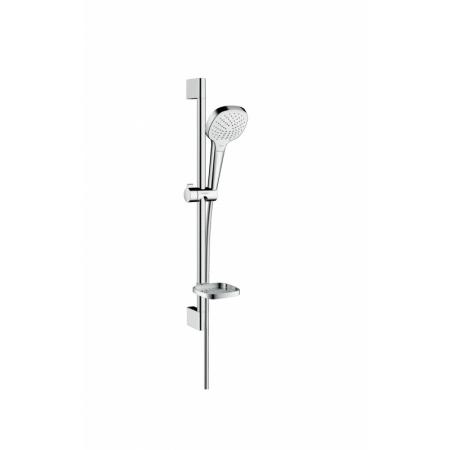 Hansgrohe Croma Select E Vario Zestaw prysznicowy 65 cm, chrom/biały 26586400
