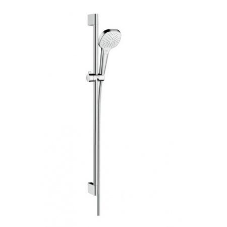 Hansgrohe Croma Select E Vario Zestaw prysznicowy 90 cm, chrom/biały 26592400