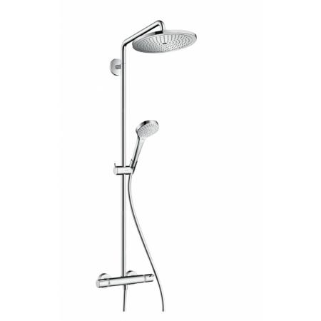Hansgrohe Croma Select S 280 Zestaw prysznicowy EcoSmart chrom 26794000